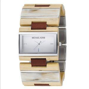 NWT Michael Kors 4152 Classic Wrist Bracelet Watch